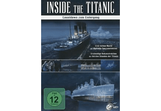 Inside the Titanic - Countdown zum Untergang [DVD]