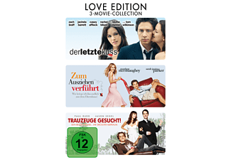 Love Edition (3 Discs) - (DVD)