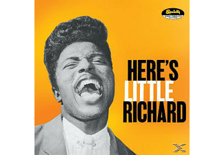 Little Richard - Here's Little Richard (Remastered + Expanded) [CD]