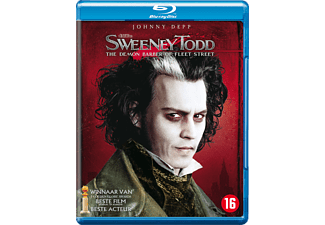 Sweeney Todd: The Demon Barber of Fleet Street | Blu-ray