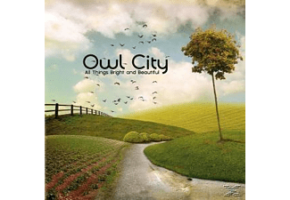 Owl City - All Things Bright And Beautiful [CD]