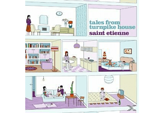 Saint Etienne - Tales From Turnpike House (Remastered) [CD]