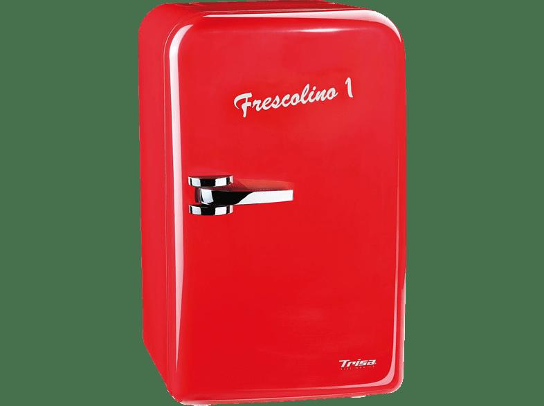 TRISA Mini Kühlschrank Frescolino rot | MediaMarkt