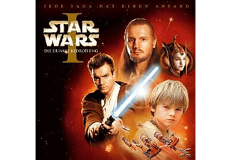 Star Wars Episode I: Die dunkle Bedrohung - (CD)