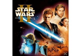 Star Wars Episode II: Angriff der Klonkrieger - (CD)