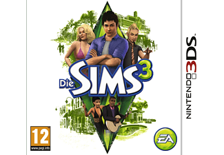 Nintendo 3DS Die Sims 3 (Software Pyramide) Simulation