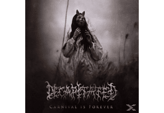 Decapitated - CARNIVAL IS FOREVER [CD]