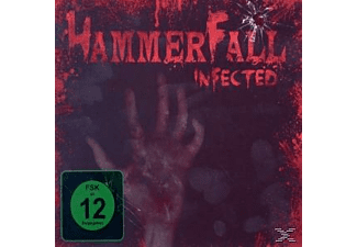 Hammerfall - Infected [CD]
