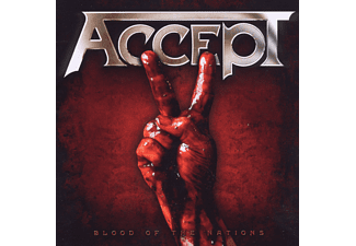 Accept - Blood Of The Nations [CD]