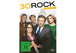 30 Rock - Staffel 4 - (DVD)