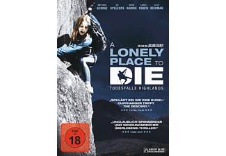 A lonely place to die - Todesfalle Highlands - (DVD)