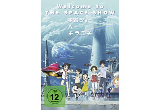 Welcome to the Space Show - (DVD)