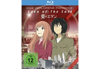 Eden of the East - Das verlorene Paradies - (Blu-ray)