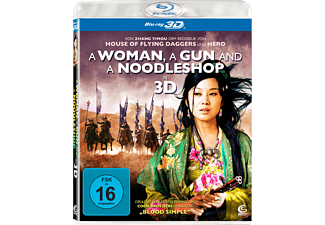 A Woman, a Gun and a Noodleshop - (3D Blu-ray)