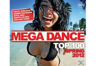 VARIOUS - Mega Dance Spring 2012 - (CD)