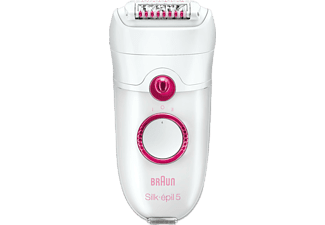 BRAUN Épilateur Silk-épil 5 Power (5329 + brush face)
