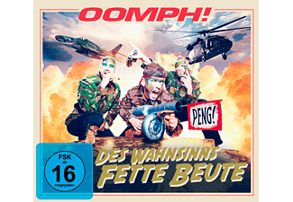 Oomph! - Des Wahnsinns Fette Beute Cd/Dvd [CD + DVD Video]