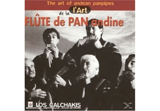 Los Calchakis - The Art Of.-Die Andische Panflöte - (CD)