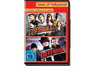 Zombieland / Defendor(Best Of Hollywood) [DVD]