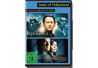 Illuminati / The Da Vinci Code - Sakrileg (Best Of Hollywood) [DVD]