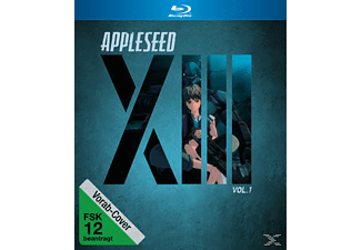 Appleseed XIII - Vol.1 [Blu-ray]