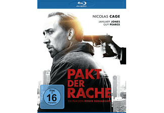 Pakt der Rache Action Blu-ray