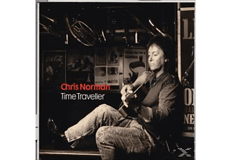Chris Norman - Time Traveller [CD]