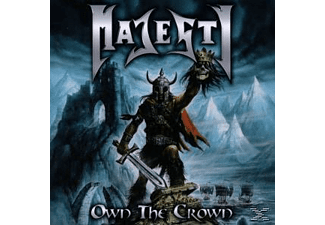 Majesty - Own The Crown [CD]
