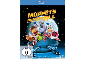 Muppets aus dem All - (Blu-ray)