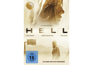 Hell Horror DVD