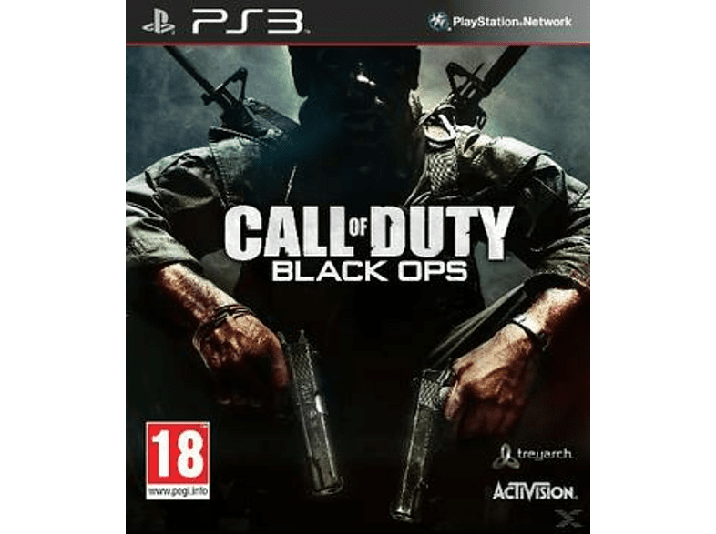 Call of Duty: Black Ops PlayStation 3 gaming games ps3 games