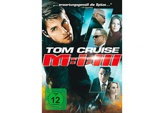 Mission: Impossible III - (DVD)
