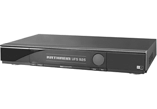 kathrein ufs 925sw sat receiver twin media markt. Black Bedroom Furniture Sets. Home Design Ideas