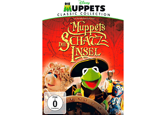 Muppets - Die Schatzinsel (Classic Collection) (Jubiläums-Edition) [DVD]