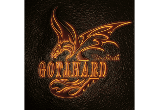 Gotthard - Firebirth (Limited Digipak Edition) [CD]