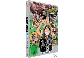 One Piece - 10. Film - Strong World - (DVD)