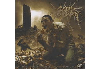 Cattle Decapitation - Monolith Of Inhumanity [CD]