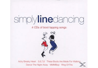 VARIOUS - Simply Line Dancing - (CD)