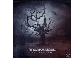 Freakangel - Let It All End [CD]