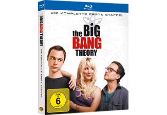 The Big Bang Theory - Staffel 1 Komödie Blu-ray