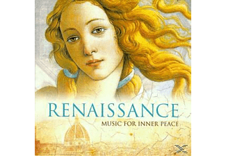 The Sixteen/Christophers*, Sixteen,The/Christophers,Harry - Renaissance-Music For Inner Peace - (CD)