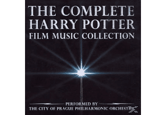 The City Of Prague Philharmonic Orchestra - Complete Harry Potter Collection [CD]
