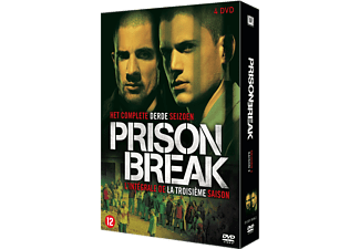 Prison Break - Seizoen 3 | DVD