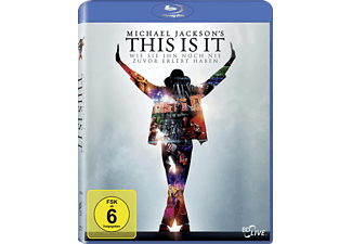 Michael Jackson's This Is It - (Blu-ray)