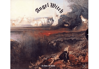 Angel Witch - As Above, So Below [CD]