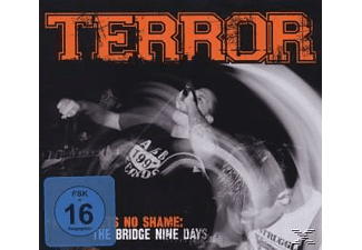 Terror - No Regrets, No Shame: The Bridge Nine Days - (CD + DVD Video)