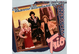 Dolly Parton, Linda Ronstadt & Emmylou Harris - Trio [CD]