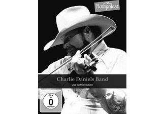 Charlie Band Daniels - LIVE AT ROCKPALAST [DVD]