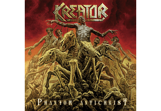 Kreator - PHANTOM ANTICHRIST [CD]