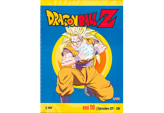 Dragonball Z – Box 10 (Episoden 277 - 291) [DVD]
